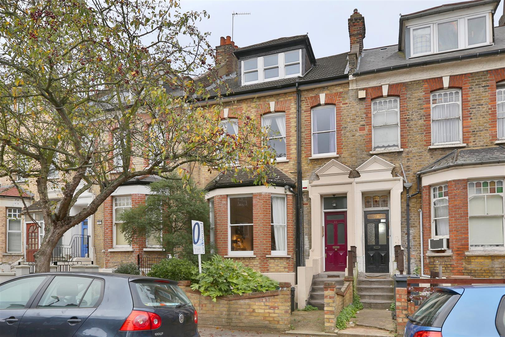 1 Bedroom Flat for sale in Durley Road, London